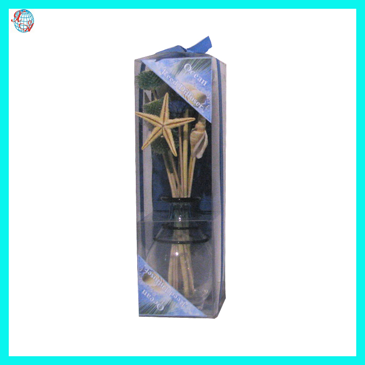 Ocean Star Fish Glass Bottle Reed Diffuser
