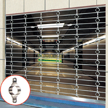 HS-G27 motorized roll up galvanized steel roller shutter doors
