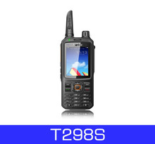 New Products 2016 3G WCDMA Android Walkie Talkie T298s With Camera Wireless Video Intercom Wholesale