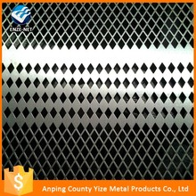 Latest building material for fireproof Perforated Metal mesh /indoor aluminum Perforated Metal mesh