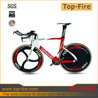 (On sale)2013 new design and hot selling T800 Toray,EN standard TT full carbon fiber ironman triathlon racing cycle road bicycle