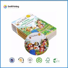 2017 Hot selling small printing waterproof childrens books