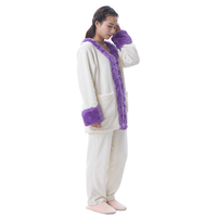 Wholesale adult fleece children sleepwear