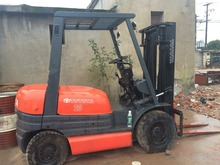 Used Toyota 2 Ton Forklift For Sale With Good Condition And Price