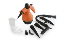 5-in-1 Portable handheld steam cleaner with prefect steamer