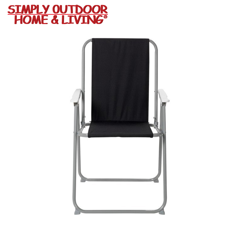 High Quality Fabric Style Metal Folding Reclining Beach Chairs