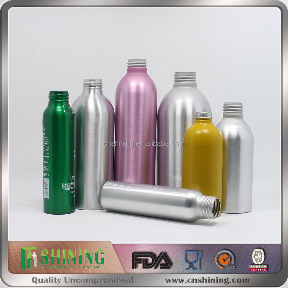 french cosmetics brands perfume empty aluminum bottle