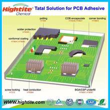 made in china UV Cure Adhesive conformal adhesive for PCB---HIGHTITE HT8541