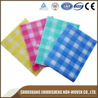 spunlace cleaning cloth, furniture home appliance cleaning usage dry wipes