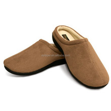men memory foam sbr relax gel slipper