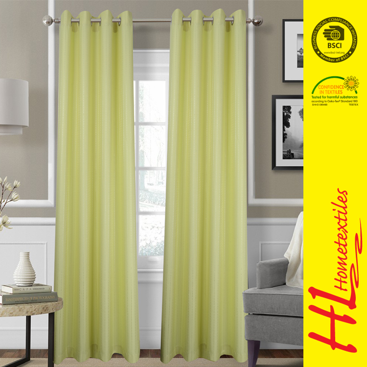 welcome ODM luxury modern bedroom curtain styles