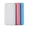 new products 2016 6000mah slim qc2.0 powerbanks portable lcd phone charger