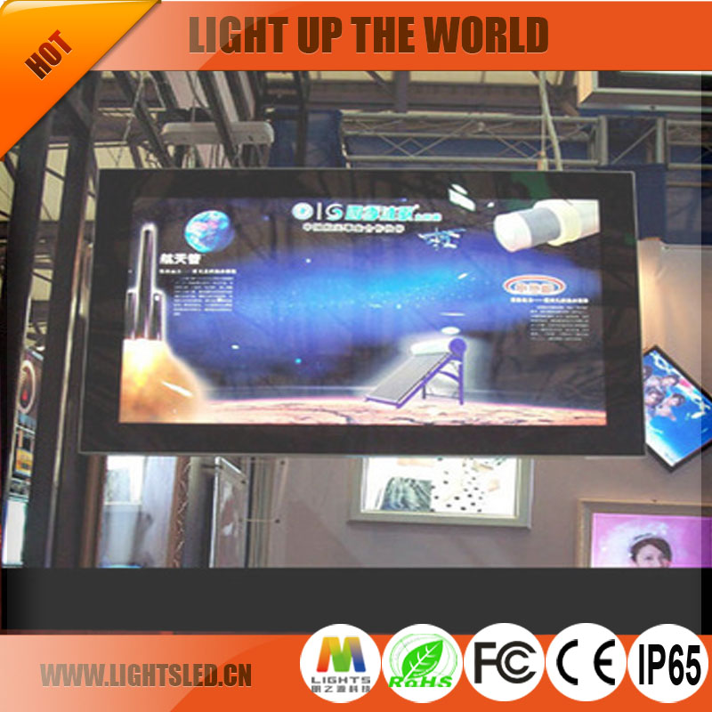True color indoor P4 P5 P6 led advertising electronic led panel signs digital display board for advertising