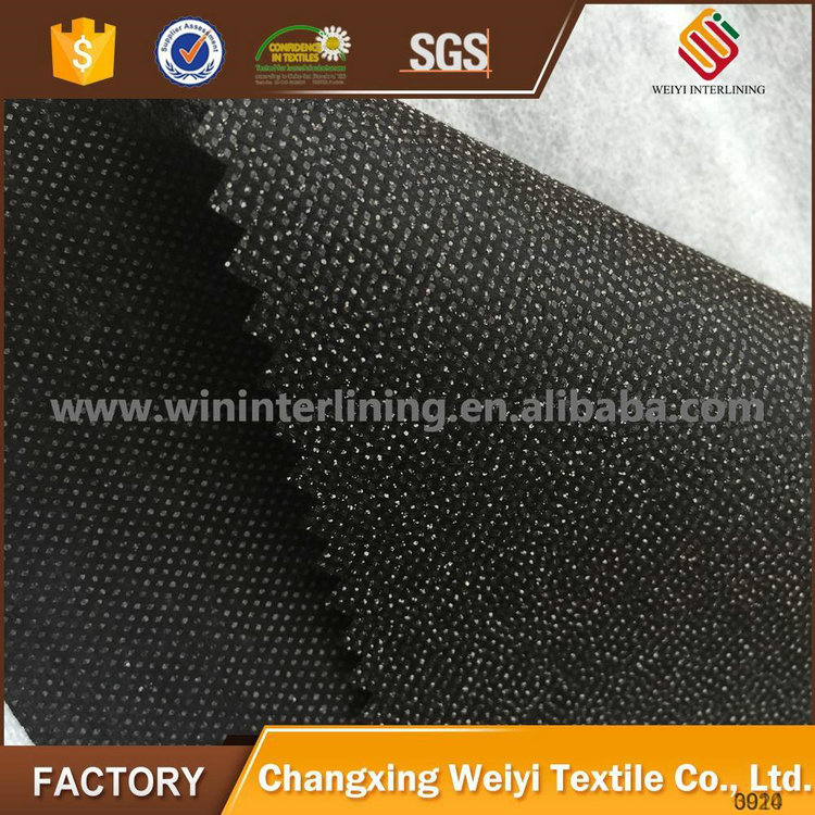 Manufacturer production non woven fusible interlining