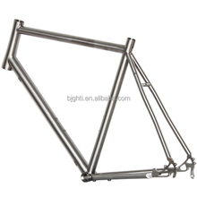 COMEPLAY titanium Touring Cyclocross Bike bike bicycle frame CX FRAME with disc brake