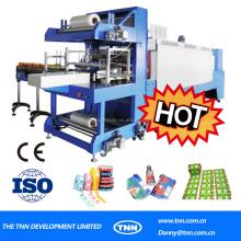 S31-Full Automatic Bottle Shrink Wrapping Machine