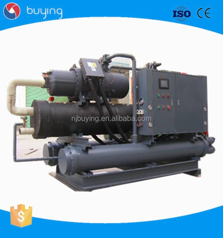 300kw Glycol Scroll Water Cooled Industrial Lithium Bromide Chillers