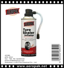Aeropak Popular Series Tyre sealer inflator