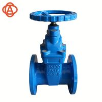 18 Inch Soft Resilient Seated Gate Valve
