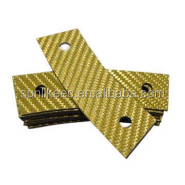 Customized High Quality and Pultrusion 3K CNC Cutting Carbon Fiber Product
