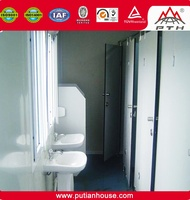 Prefabricated bathroom shower house philippines two storey office building