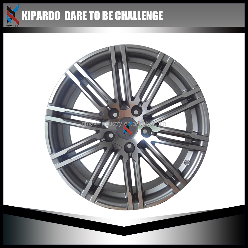 Quality assured car replica alloy wheel made in China PR1041