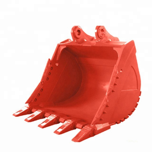 Excavator <strong>Parts</strong> Heavy Duty Rock Bucket for Volvo EC140B EC210B EC360B