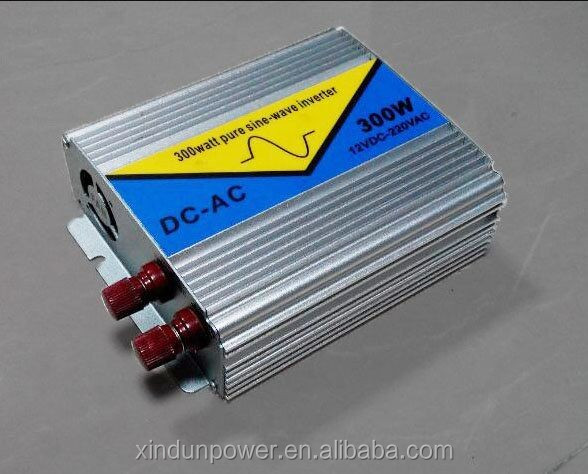 300-500w GP-C high frequency dc to ac intelligent power 220v portable 600w power inverter