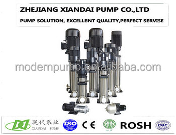 Vertical multistage pump/CR/CRN multistage pump