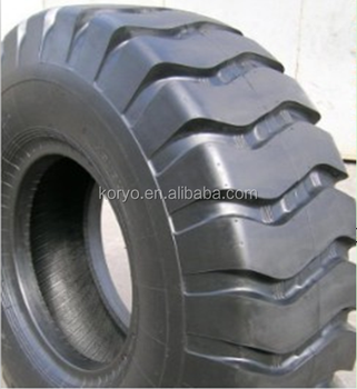 good quality cheap bias otr tires 1400-25 CHINA KORYO brand tires 14.00x25
