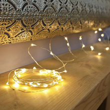 Home Decor Wedding Decoration LED Copper Wire String Fairy Light