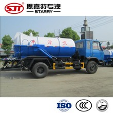 Widely used profesional manufacturers germany pump sewage suction truck
