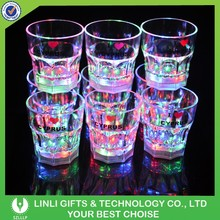 Blinking Glass Night Bar Supplier Party Decoration Led Party Glass