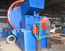 Waste Tyre Shredder / Used Tyre Recycling Plant / Waste Tyre Pyrolysis Plant