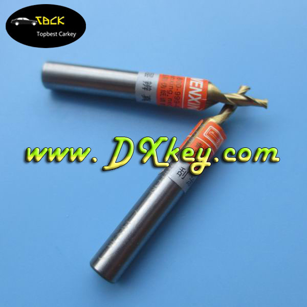 High quality 2mm key cutter for vertical key cuting machine for tubular key cutter key cutter used key cutting machine