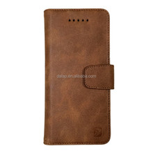 "custom-made 4.7"" universal leather flip mobile phone case"