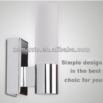 Modern design bathroom LED wall lamp,IP44
