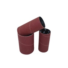 chinese supplier industrial abrasive band sanding sleeve