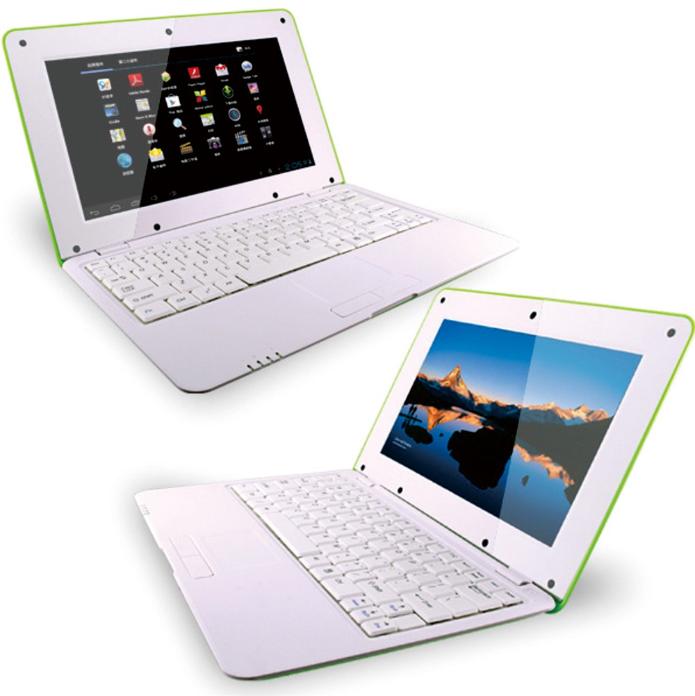 <strong>10</strong> inch dual core VIA8880 ultrabook Android 5.1 mini laptops