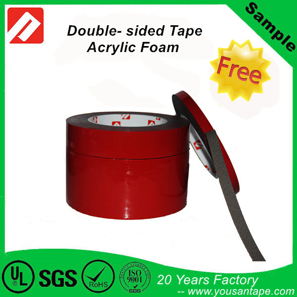 Hot Selling Product Double Sided Tape Acrylic Foam Adhesive Tape