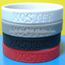2014 new style silicone wristband promotional gift