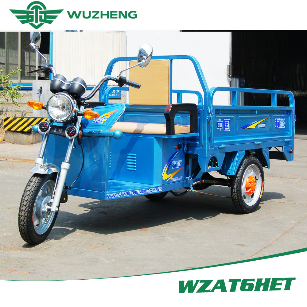 650W Freight electric tricycle