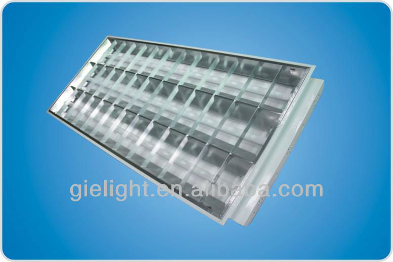 T8 Louver Fixture 3x8w,600x600mm Troffer Light Fixture   Buy Troffer Light  Fixture,T8 Troffer Light Fixture,T8 Led Tube Troffer Light Fixture Product  On ...