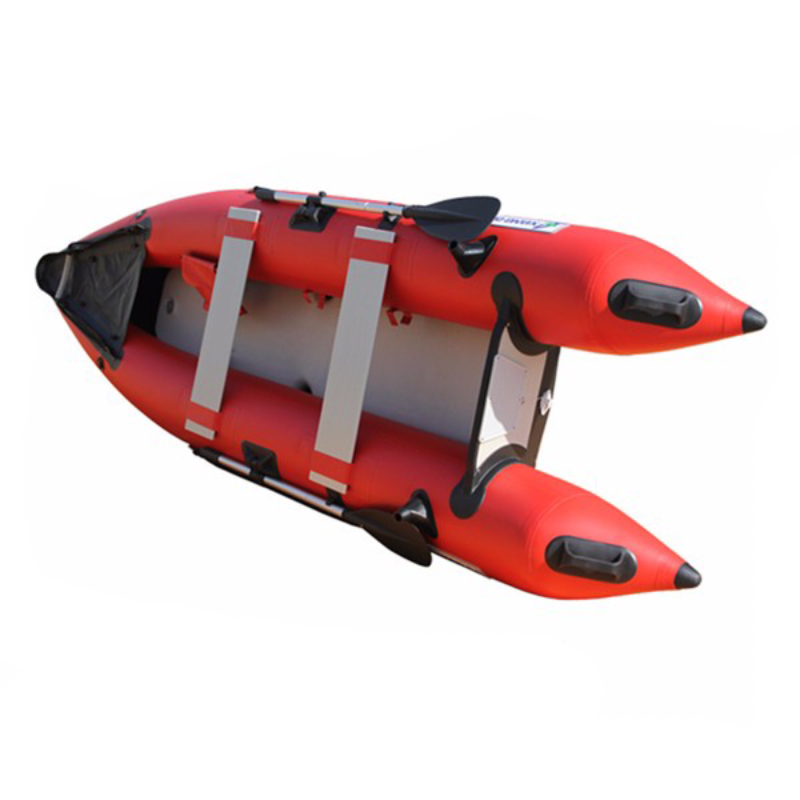 Made-in-China PVC Hull <strong>Material</strong> Sit on Top Kayak Wholesale
