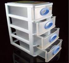 Hot Selling Cheap Price 4 Drawer Plastic Storage Box