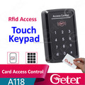 RFID card&password access control ID card and code access control single access control
