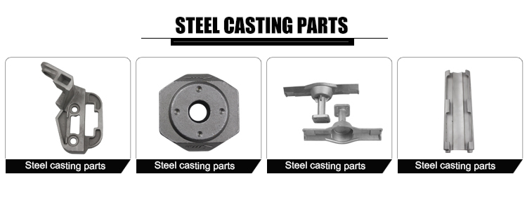 sand casting grey cast iron casting products with 17 years experiences