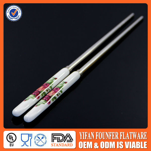 Ceramic Handle Chopstick