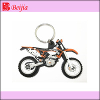 Cool car motorcycle bicycle shape keychain /key fob /keyring /key chain