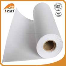 380gsm polyester canvas roll flex banner , printable blockout banner, printing materials flex banner